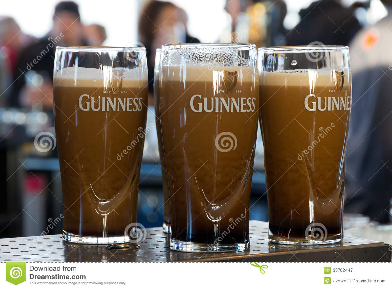 Guinness editorial photography image 38702447 for Guinness beer in ireland