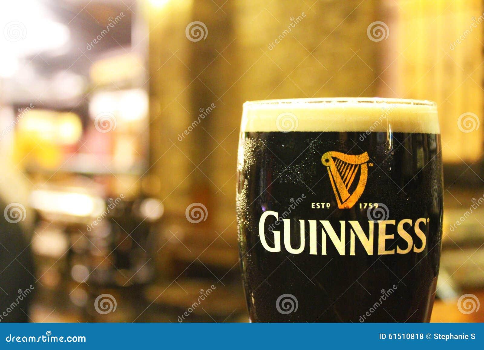 Guinness pół kwarty