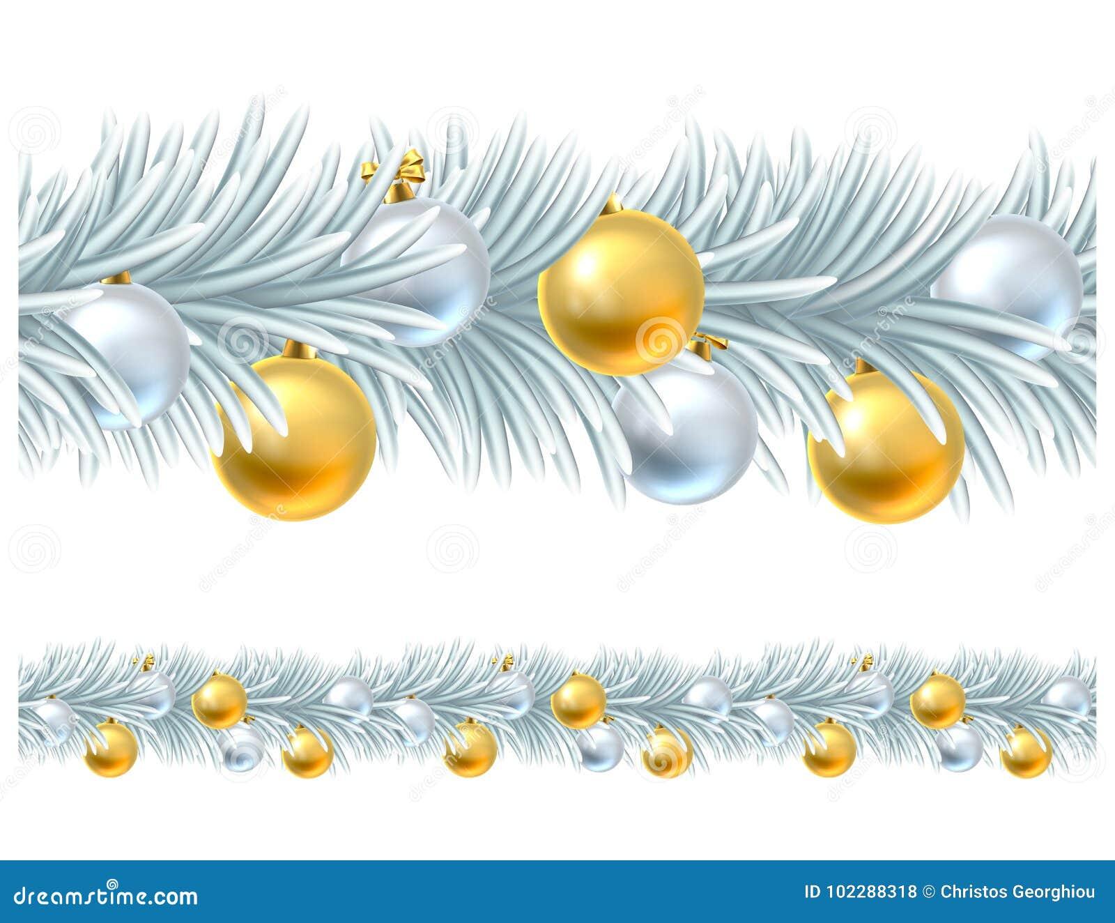 Guirnalda Garland Design del árbol de navidad