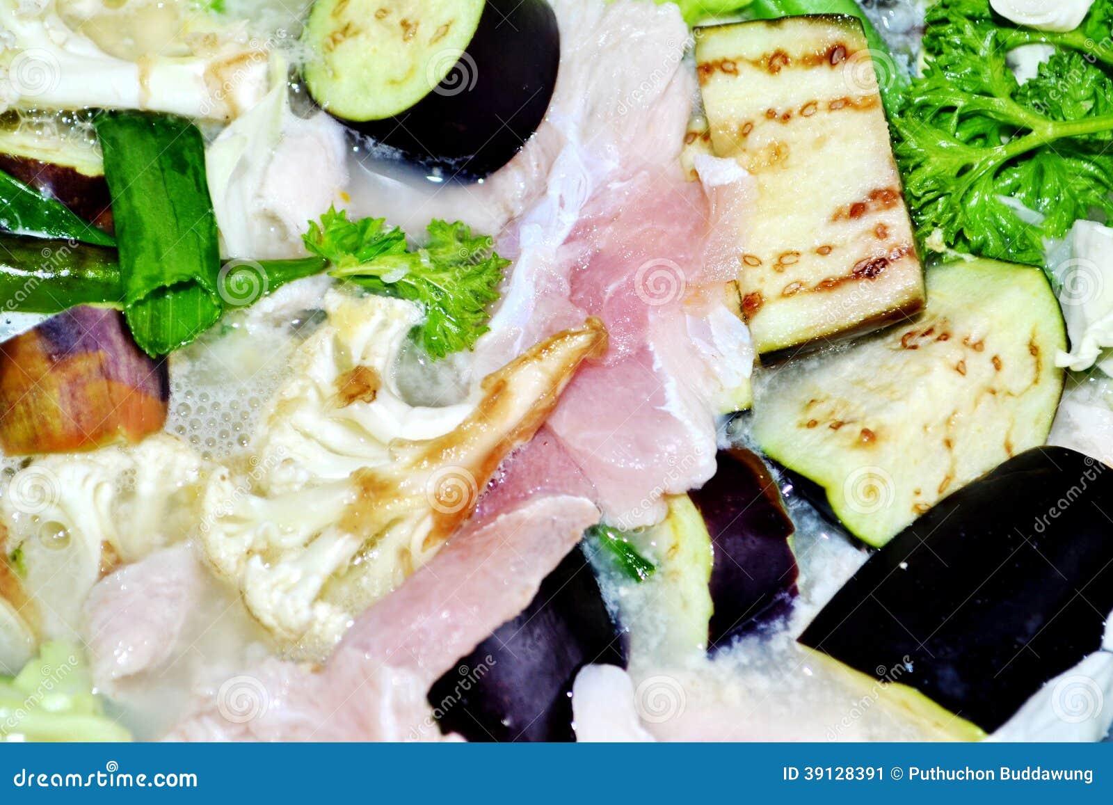 Guisado vegetal