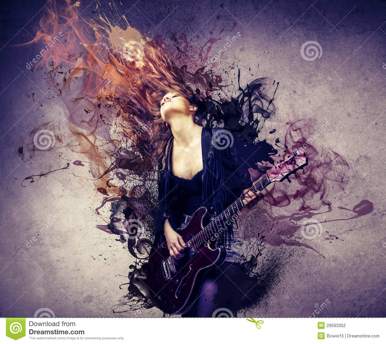 Download Guitar stock photo. Image of musician, active, caucasian - 29593352