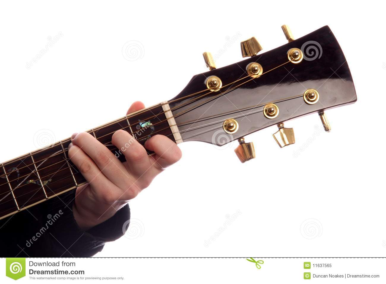 Guitar Chord C Major Stock Image Image Of Chord Classical 11637565