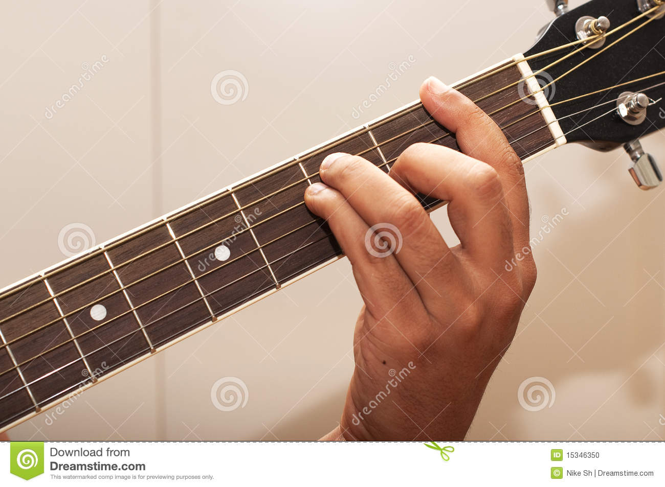 Guitar chord f stock photo image of musical acoustic 15346350 guitar chord f hexwebz Gallery