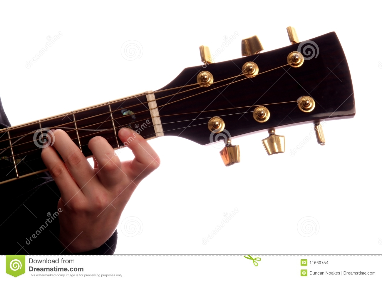 Guitar Chord F Major Stock Photo Image Of Blues Fretboard 11660754