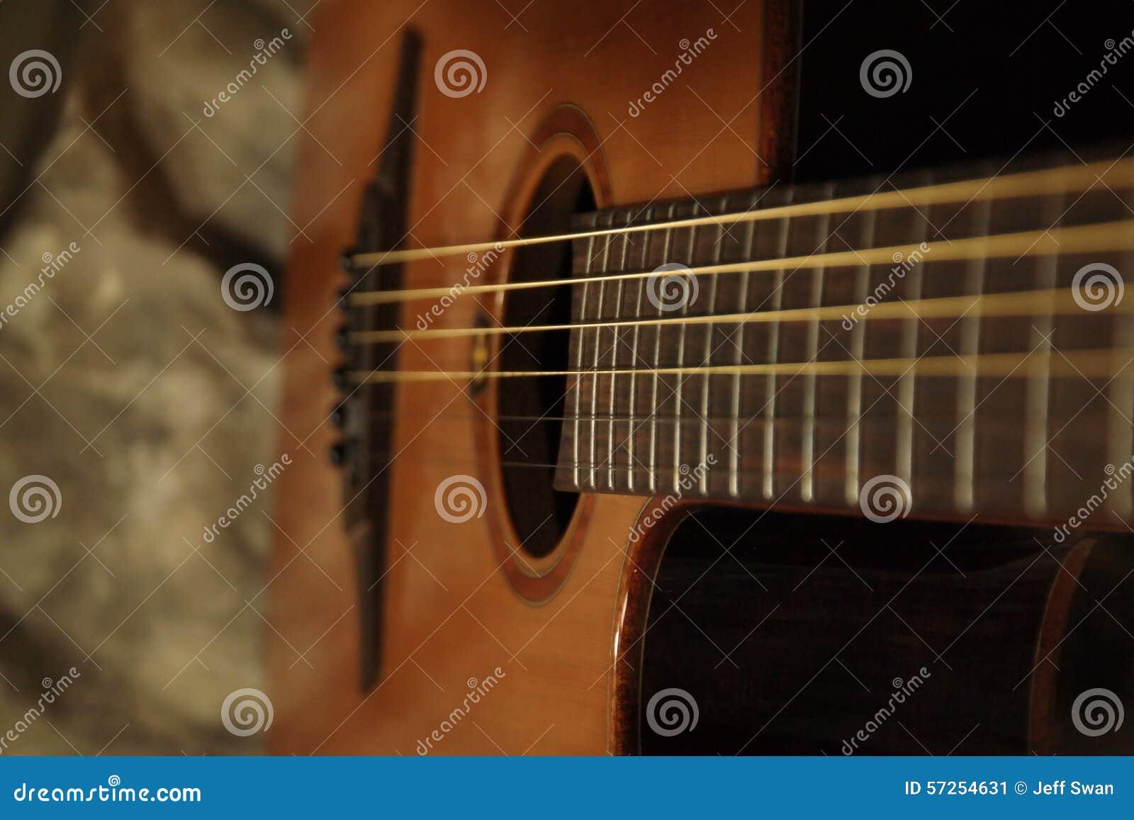 guitar stock photo image 57254631. Black Bedroom Furniture Sets. Home Design Ideas