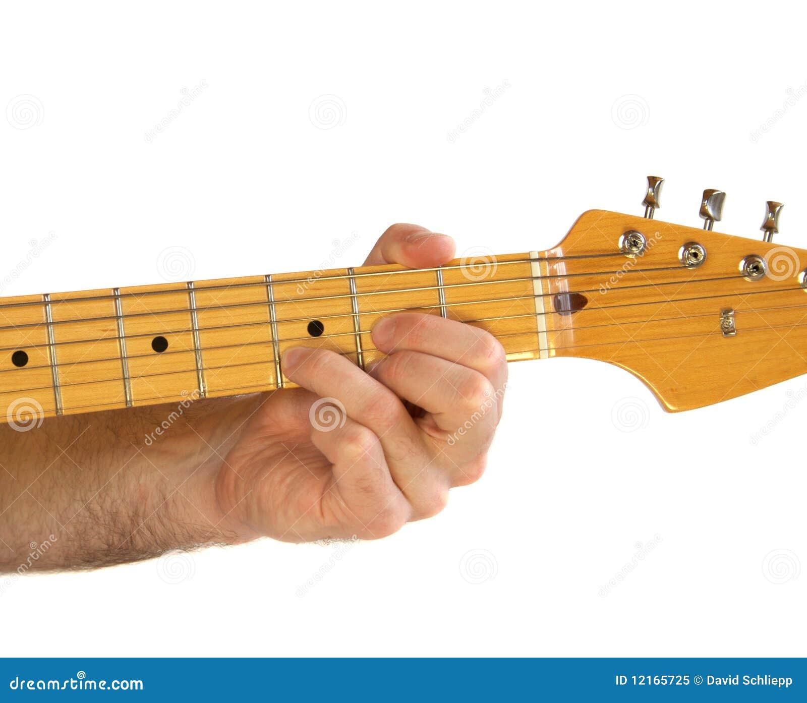 Guitar D Chord Stock Image Image Of Tone Fret Finger 12165725