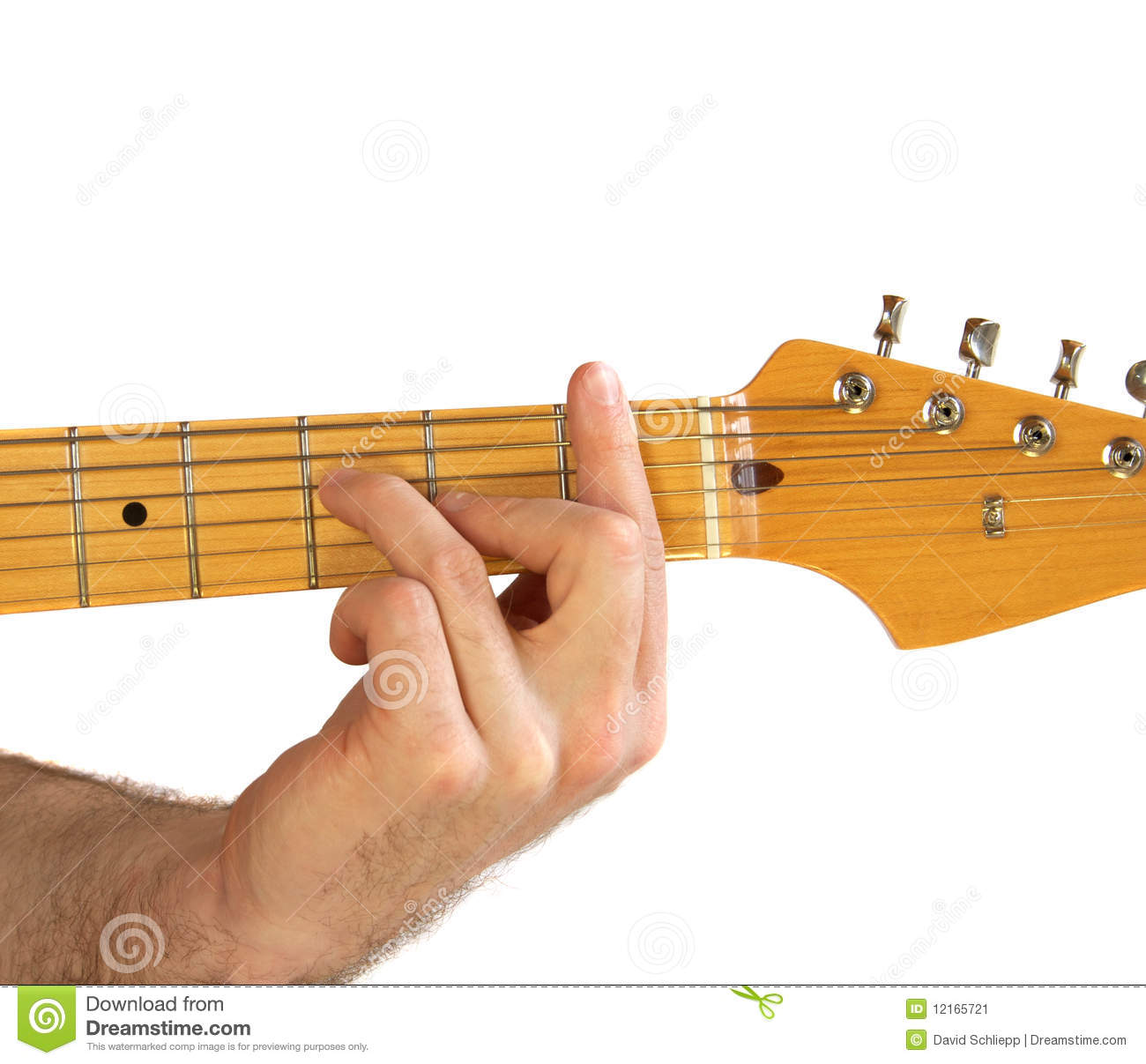 Guitar F Chord Stock Image Image Of Sound Fretboard 12165721