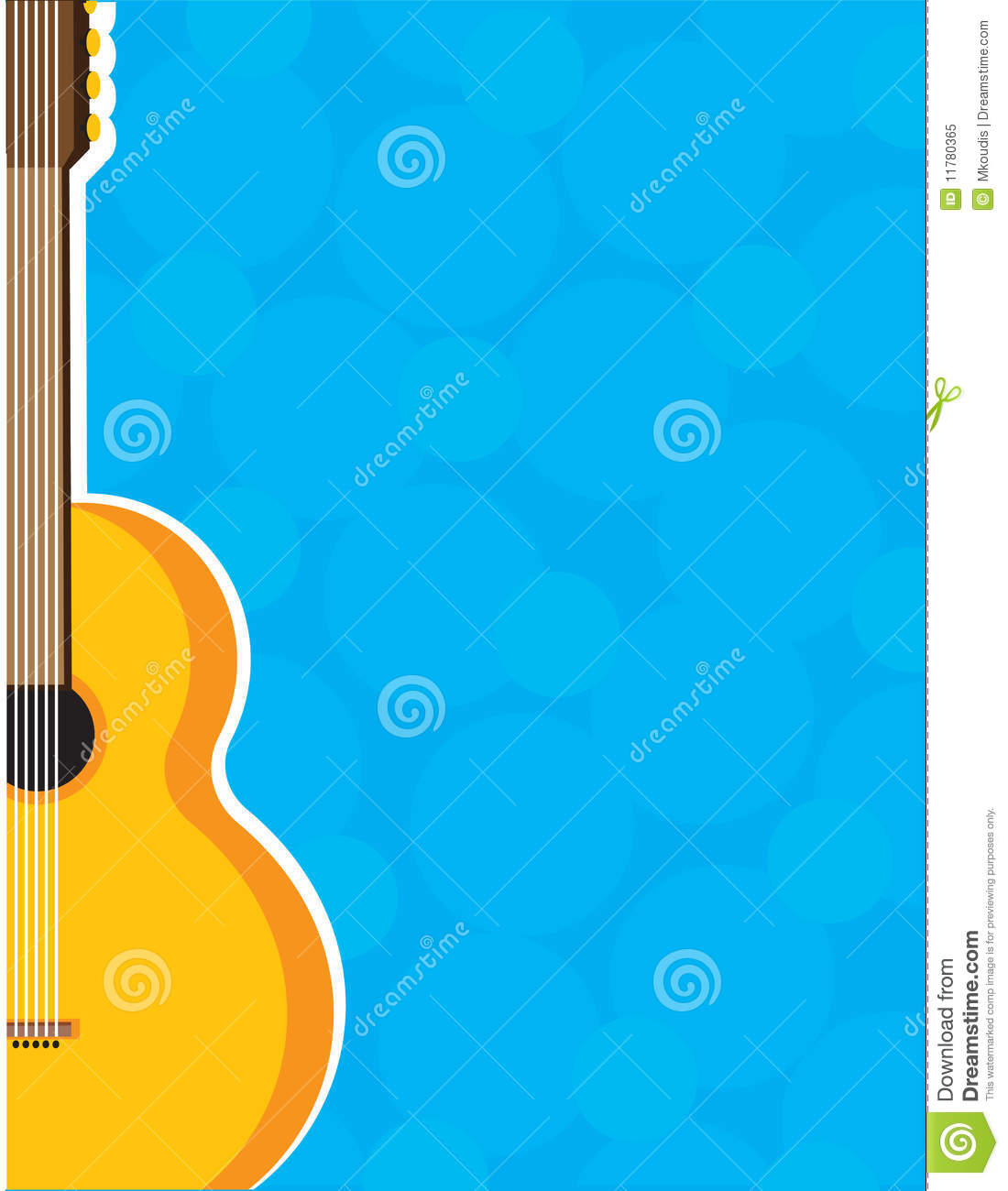 Guitar Photo Frames Borders Free