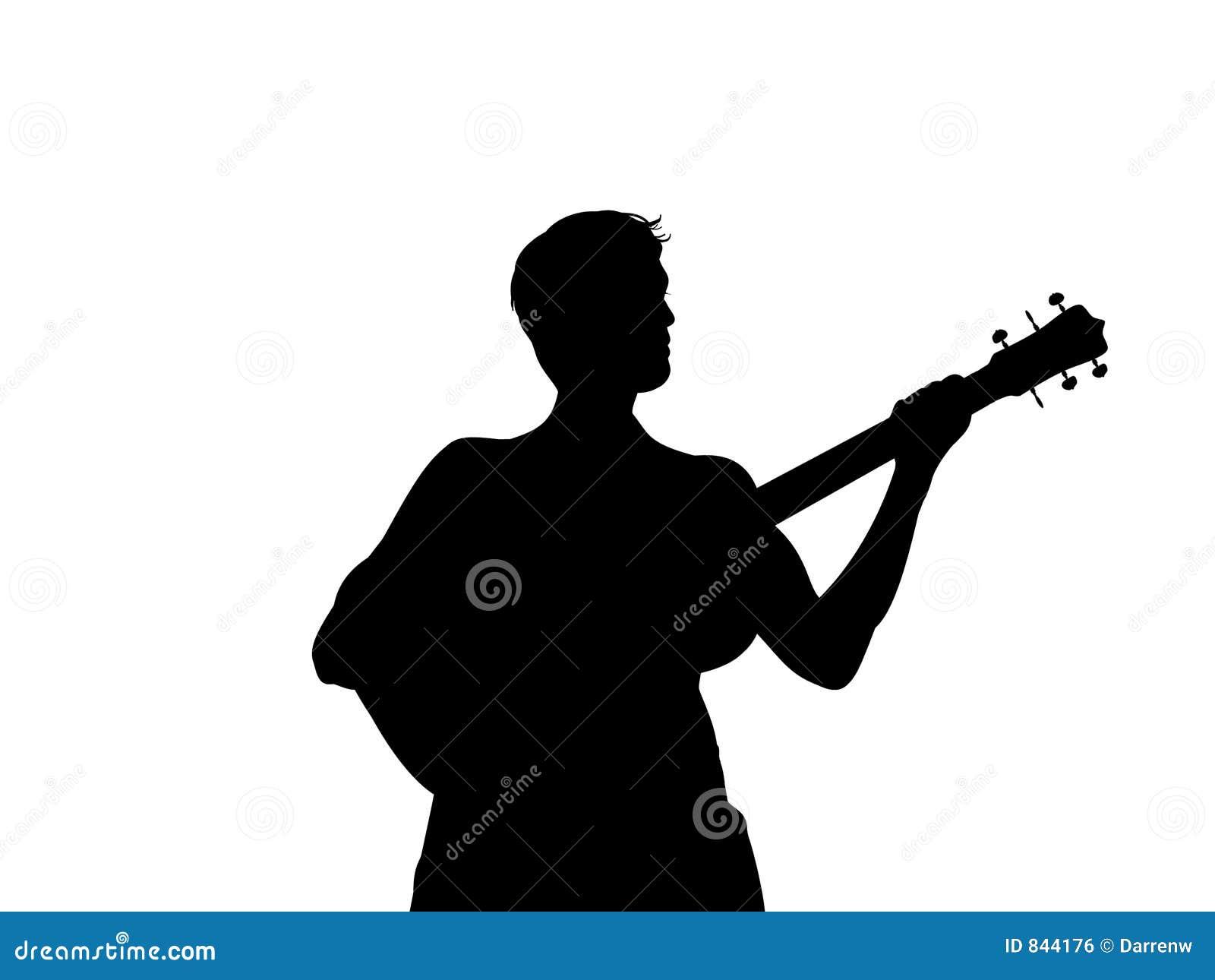 Human nature guitar
