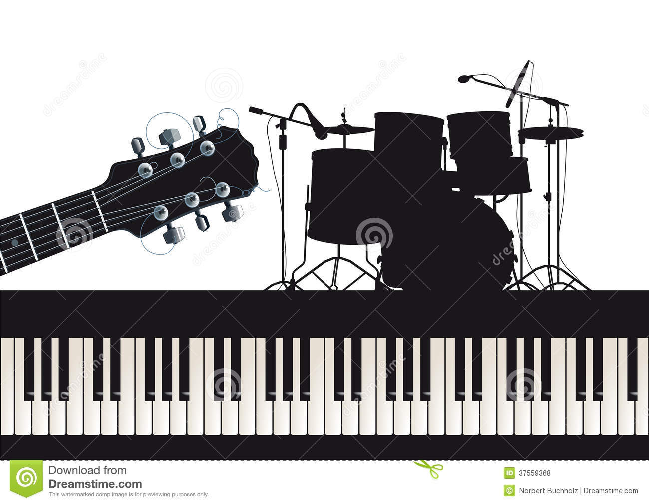 """Poetry: """"Piano and Drums"""" by Gabriel Okara"""