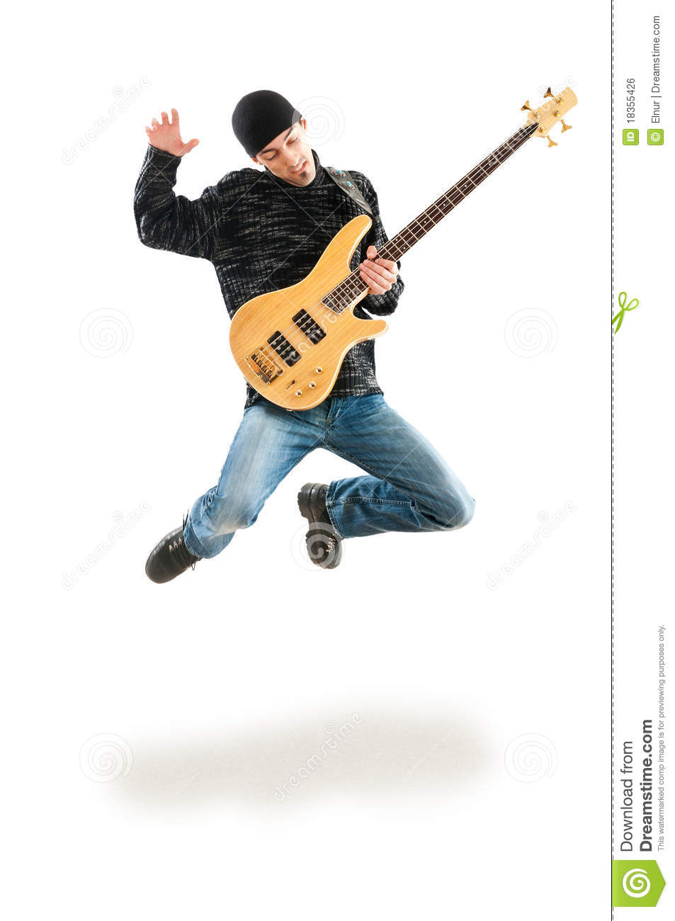 how to play jump on guitar