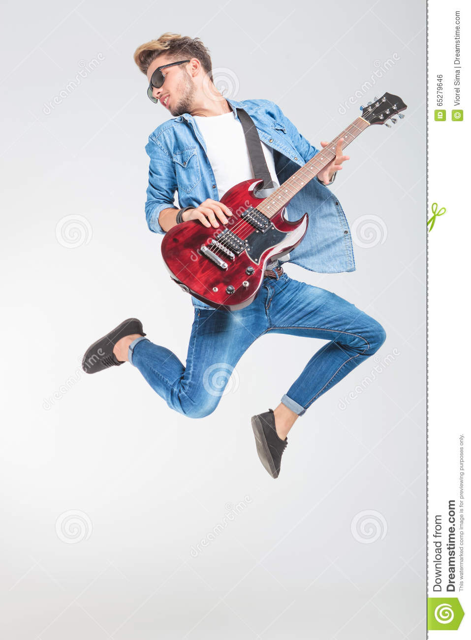 Rock And Roll Guitar Player | www.pixshark.com - Images ...