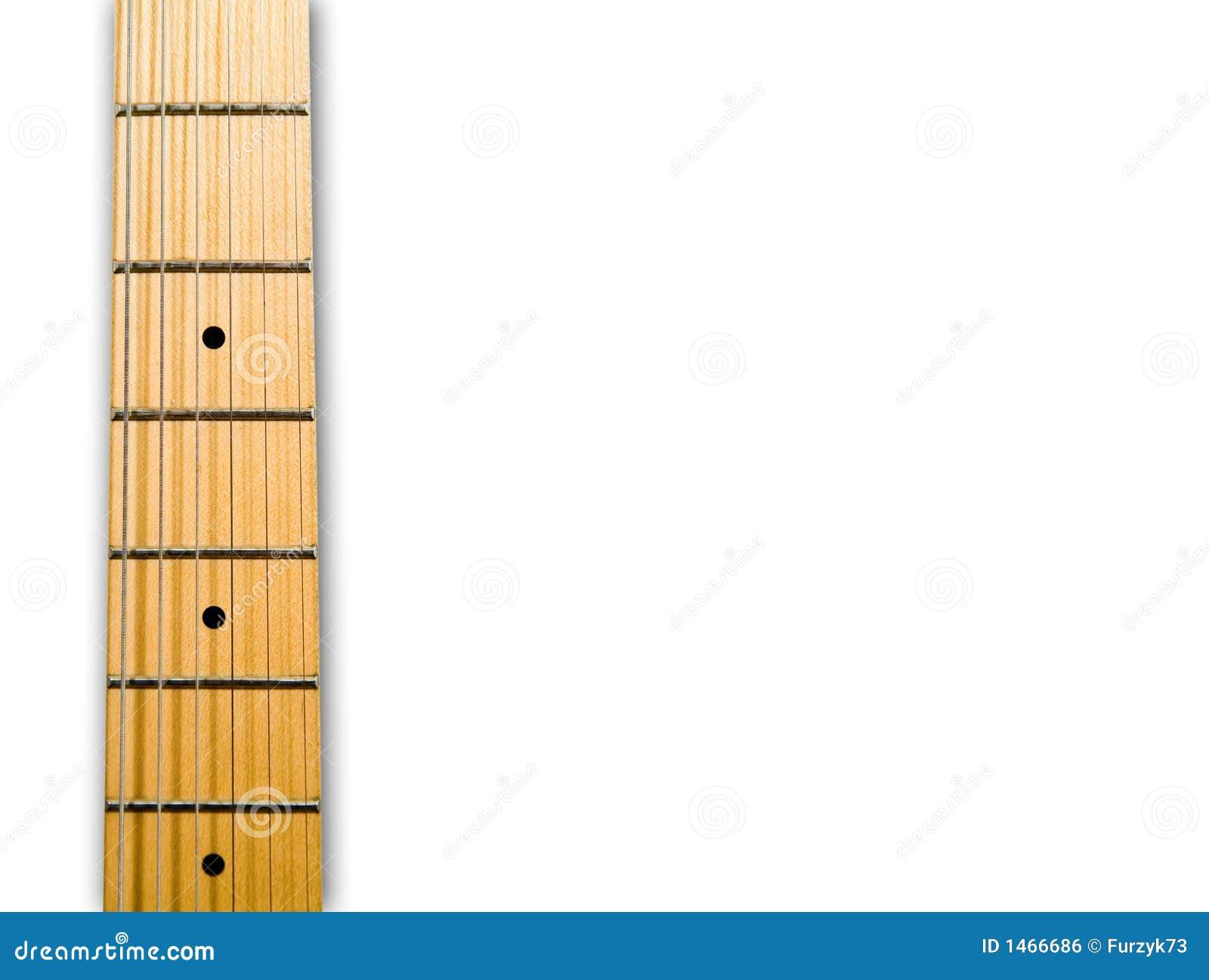 Guitar s neck