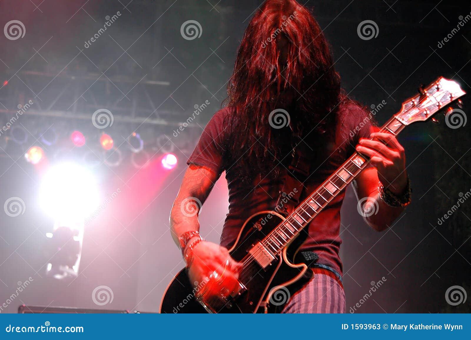 Guitar Solo Stock Photos - Image: 1593963