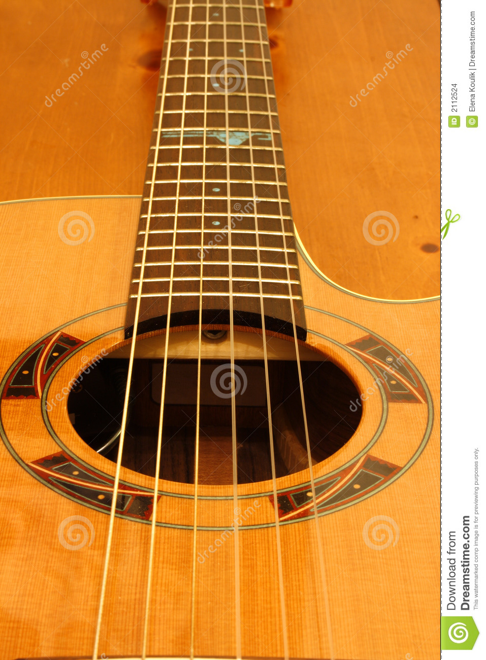 Guitar Strings Stock Images Image 2112524
