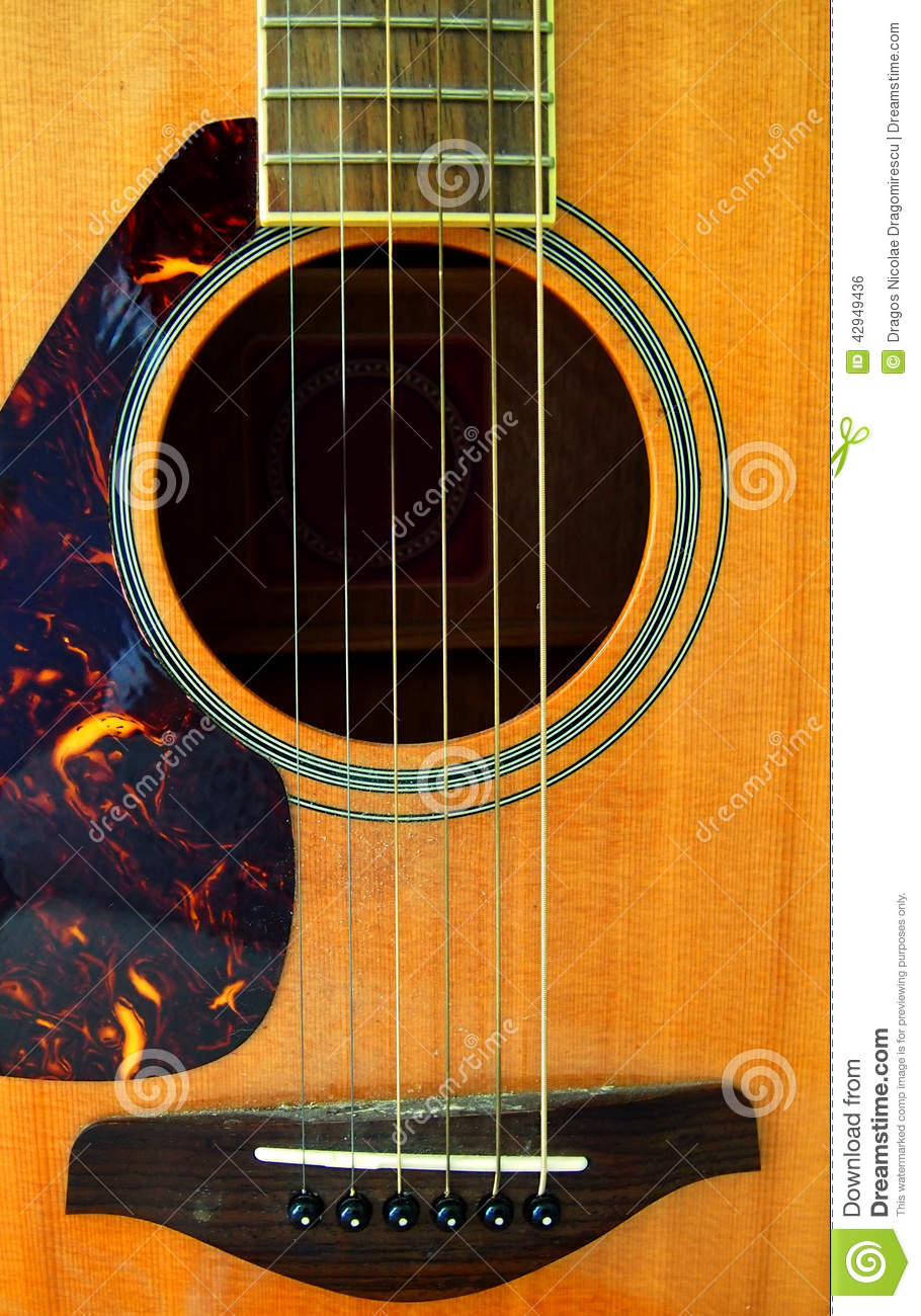 guitar strings closeup stock photo image of closeup 42949436. Black Bedroom Furniture Sets. Home Design Ideas