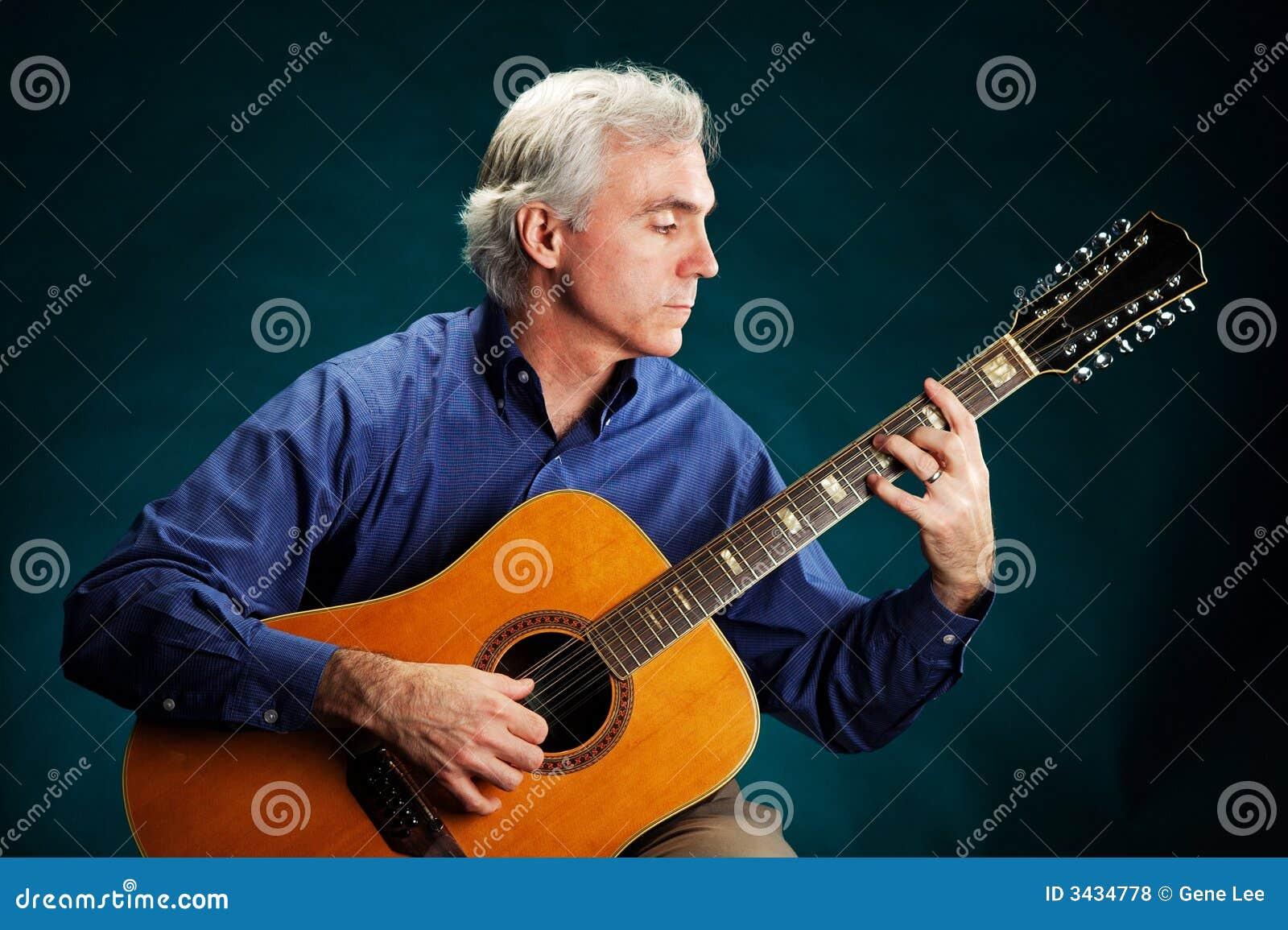 Guitariste 12-String
