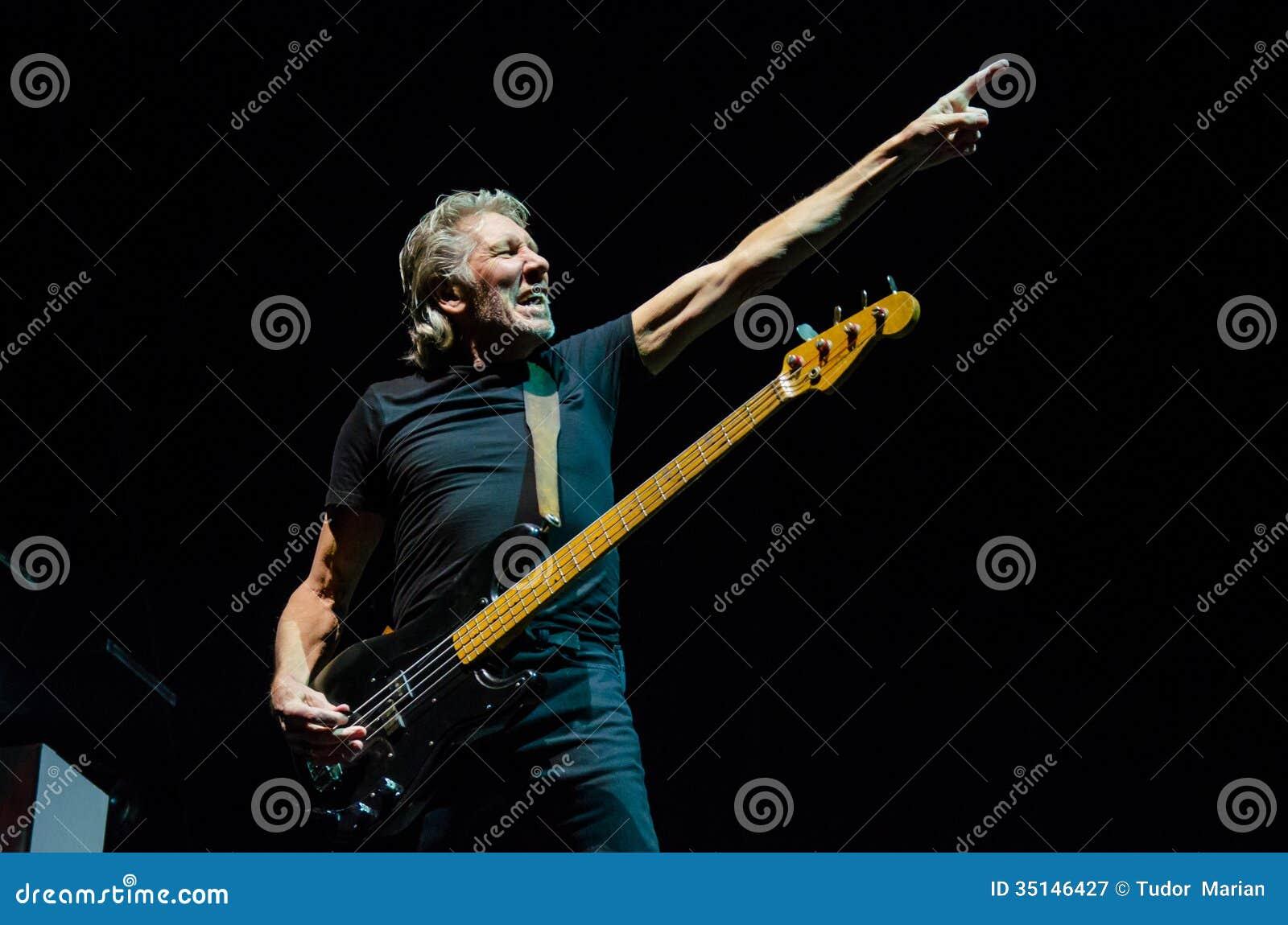 Guitarra-baixo de Roger Waters (Pink Floyd)
