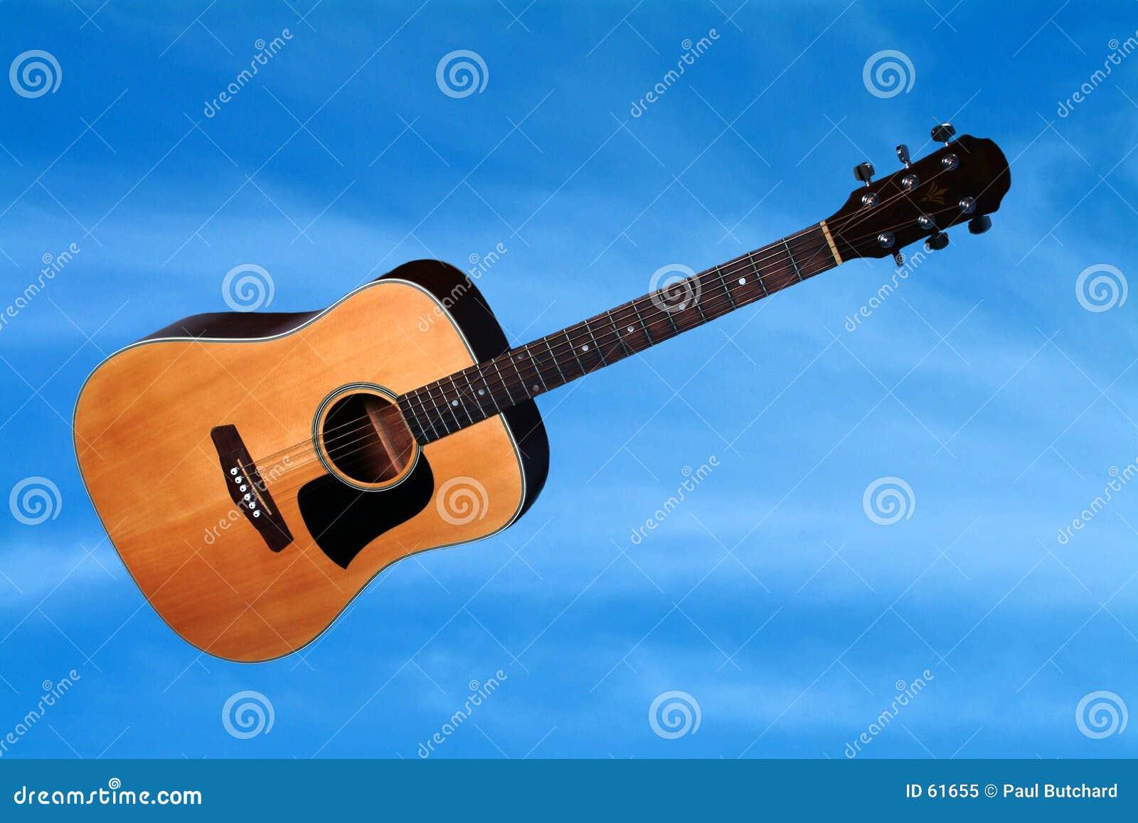 Guitarra do ar