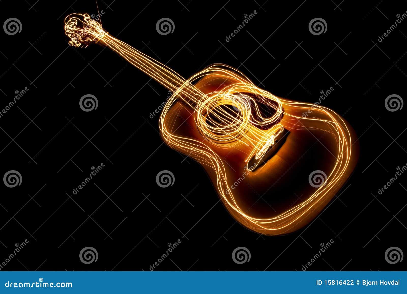 Guitarra quente