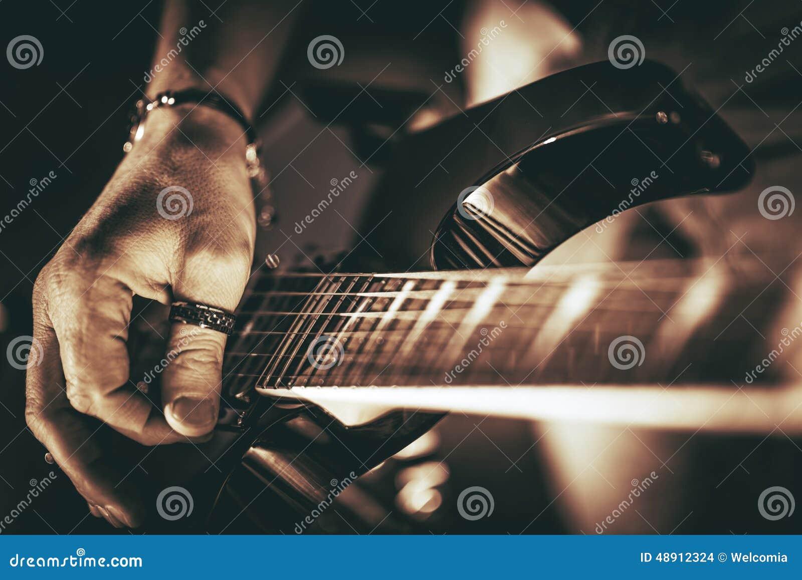 Guitarrista de Rockman