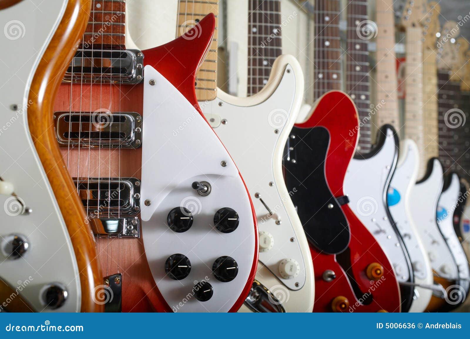 Download Guitars stock photo. Image of bass, guitarist, performance - 5006636