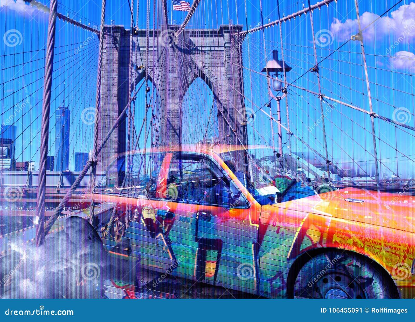 Gul cab