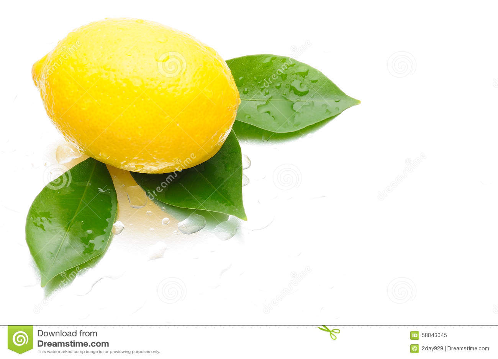 Gul citron
