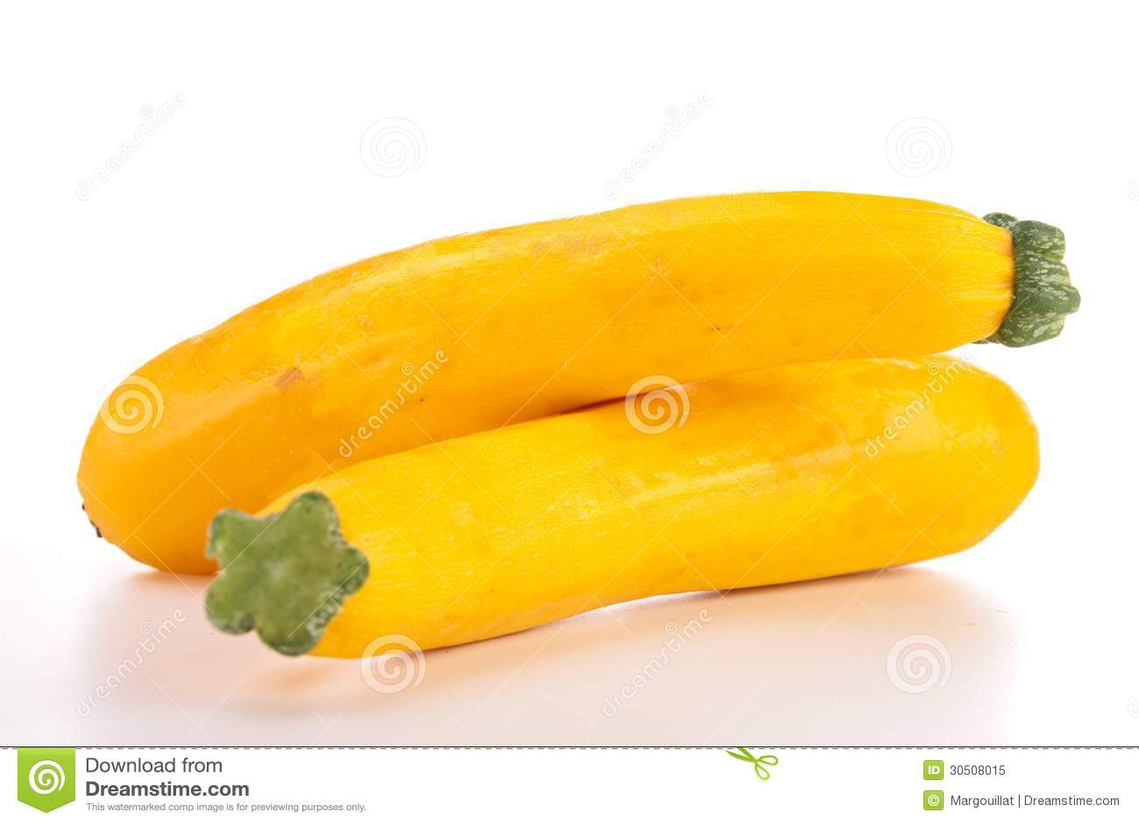 Gul zucchini
