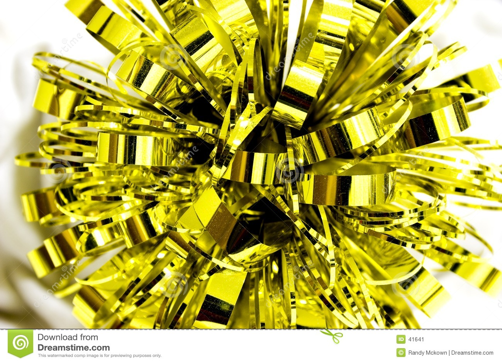 Guld- bow