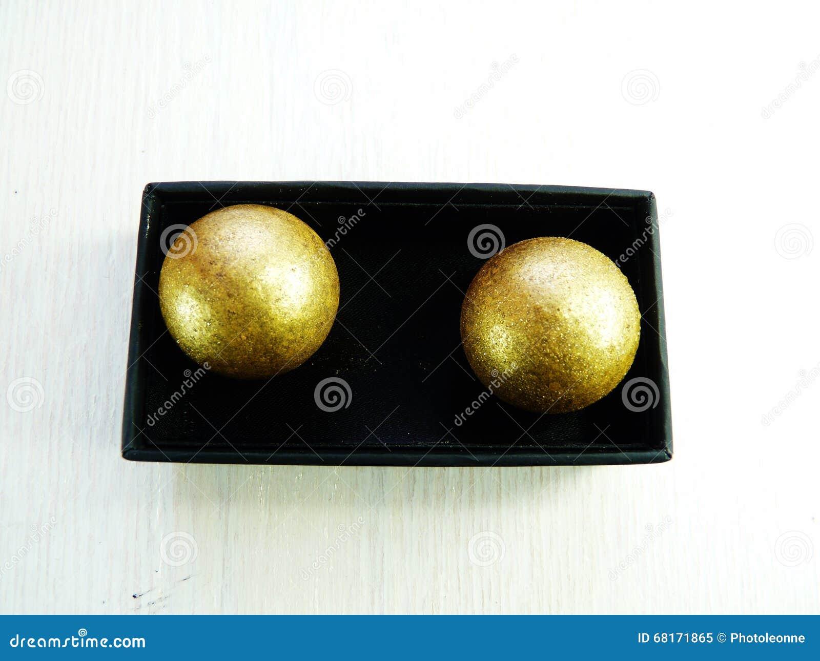 Guld- choklader för Gilt i presentationsask