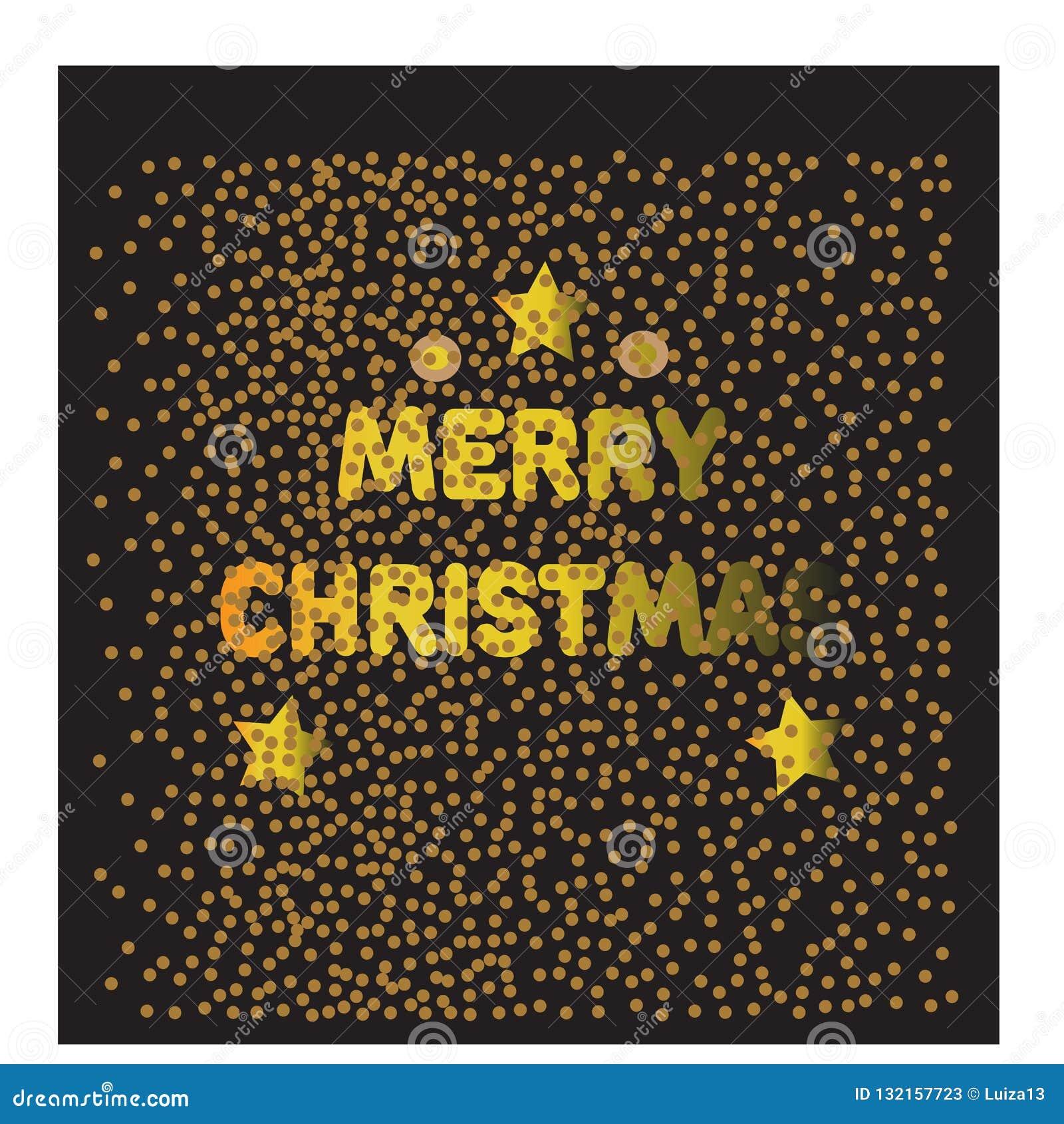 Guld för mappen för eps för 8 bakgrundsjul inkluderade snowflakesvektorn Vektorillustration för julaffischer, symboler, julhälsni