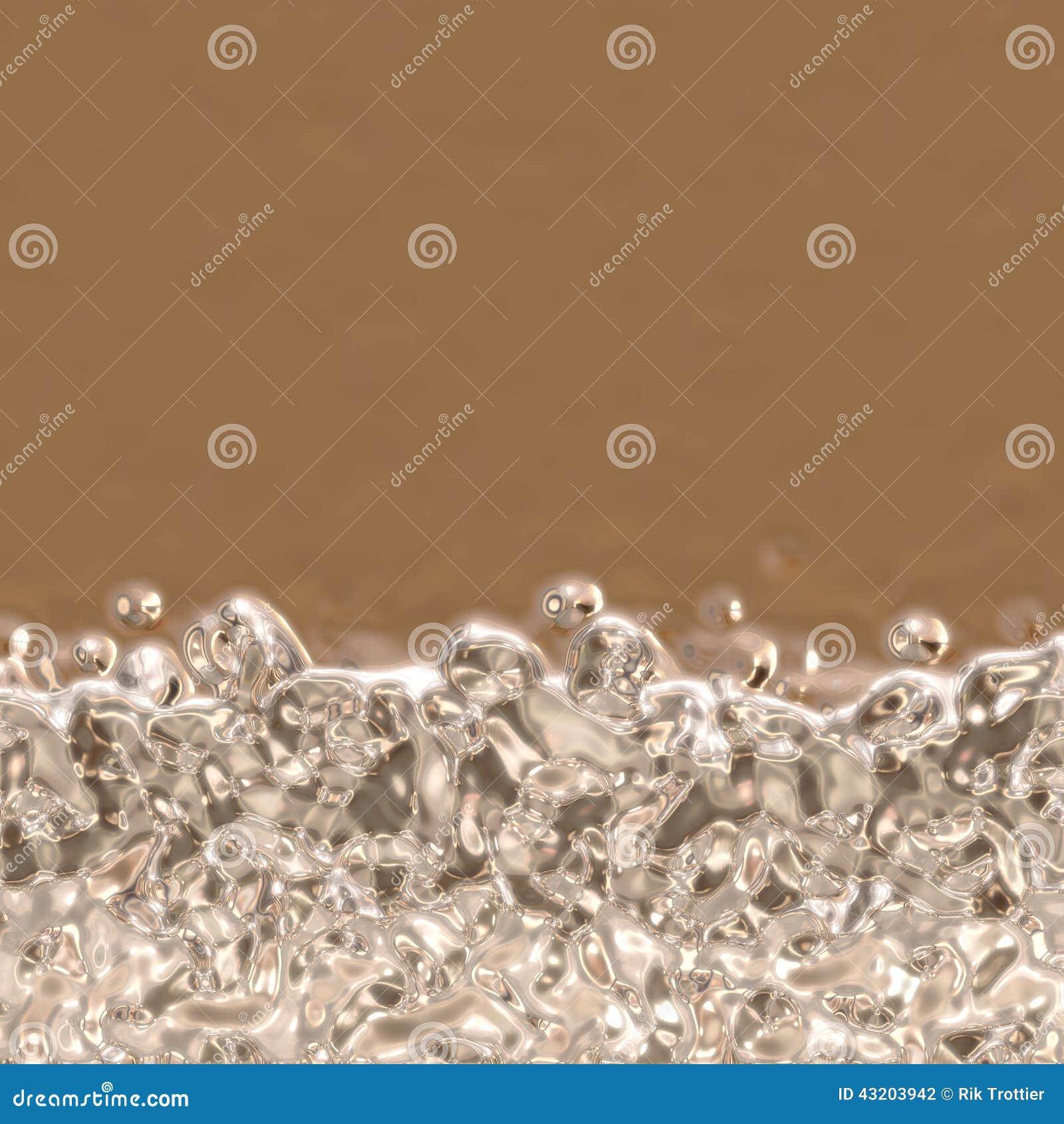 Download Guld- flytande stock illustrationer. Illustration av lampa - 43203942