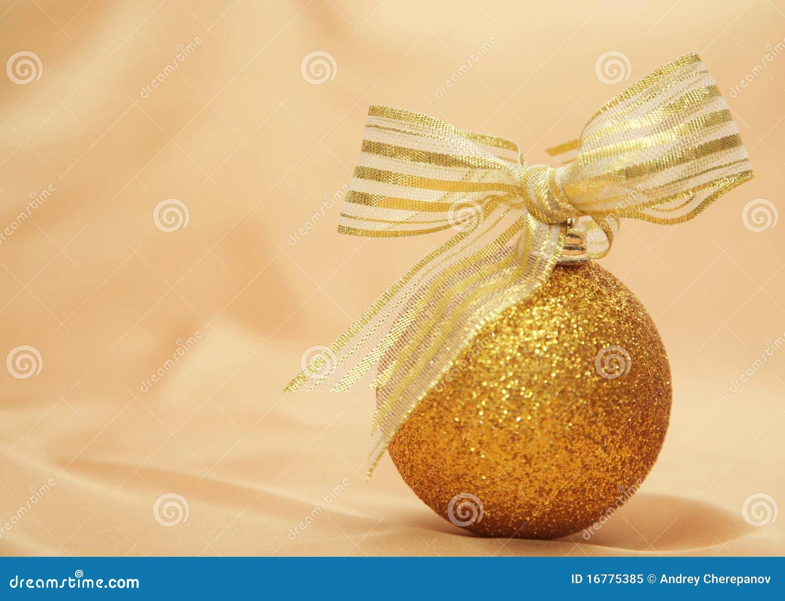 Guld- julgarnering