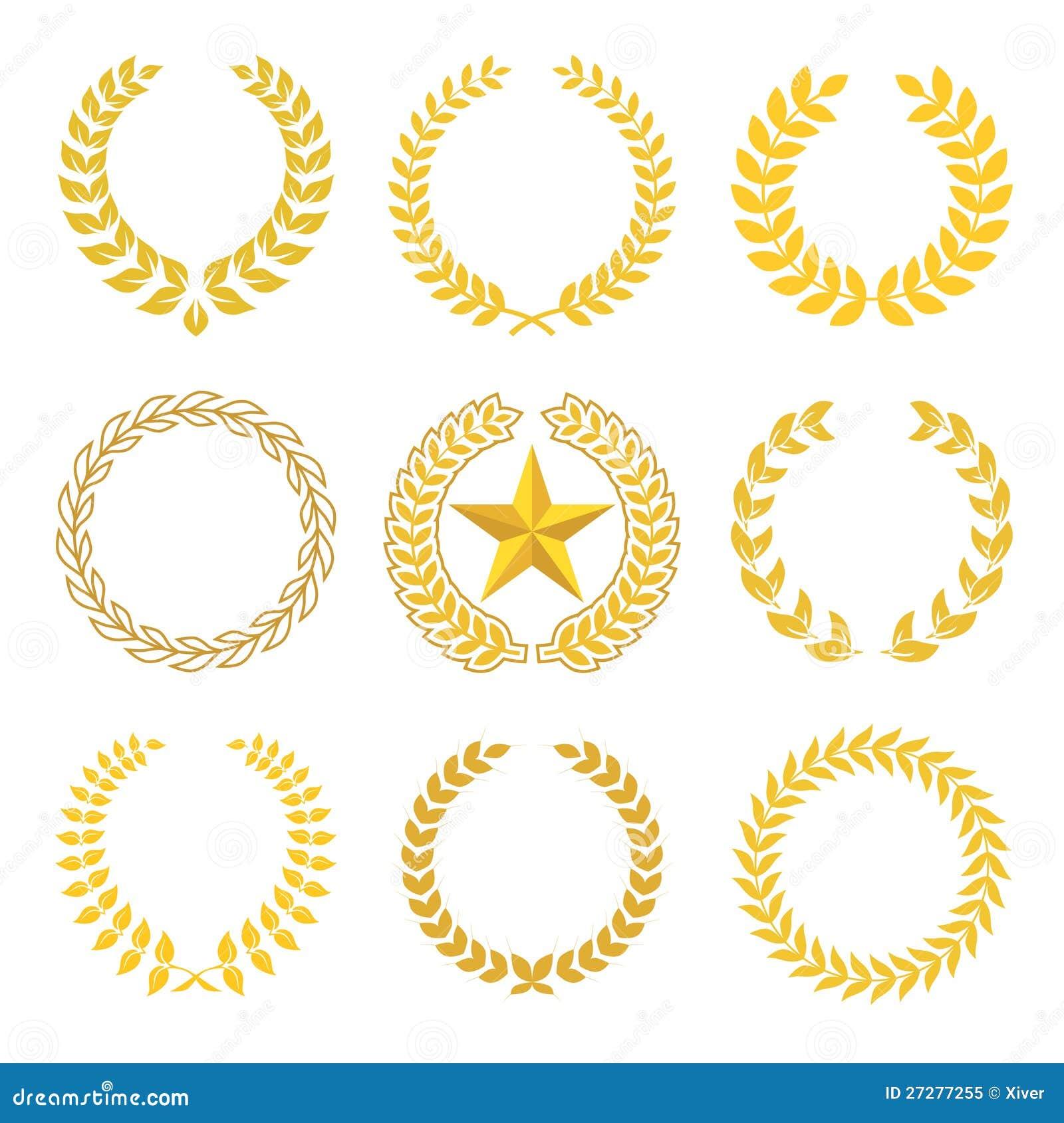 Guld- lagrarkranar