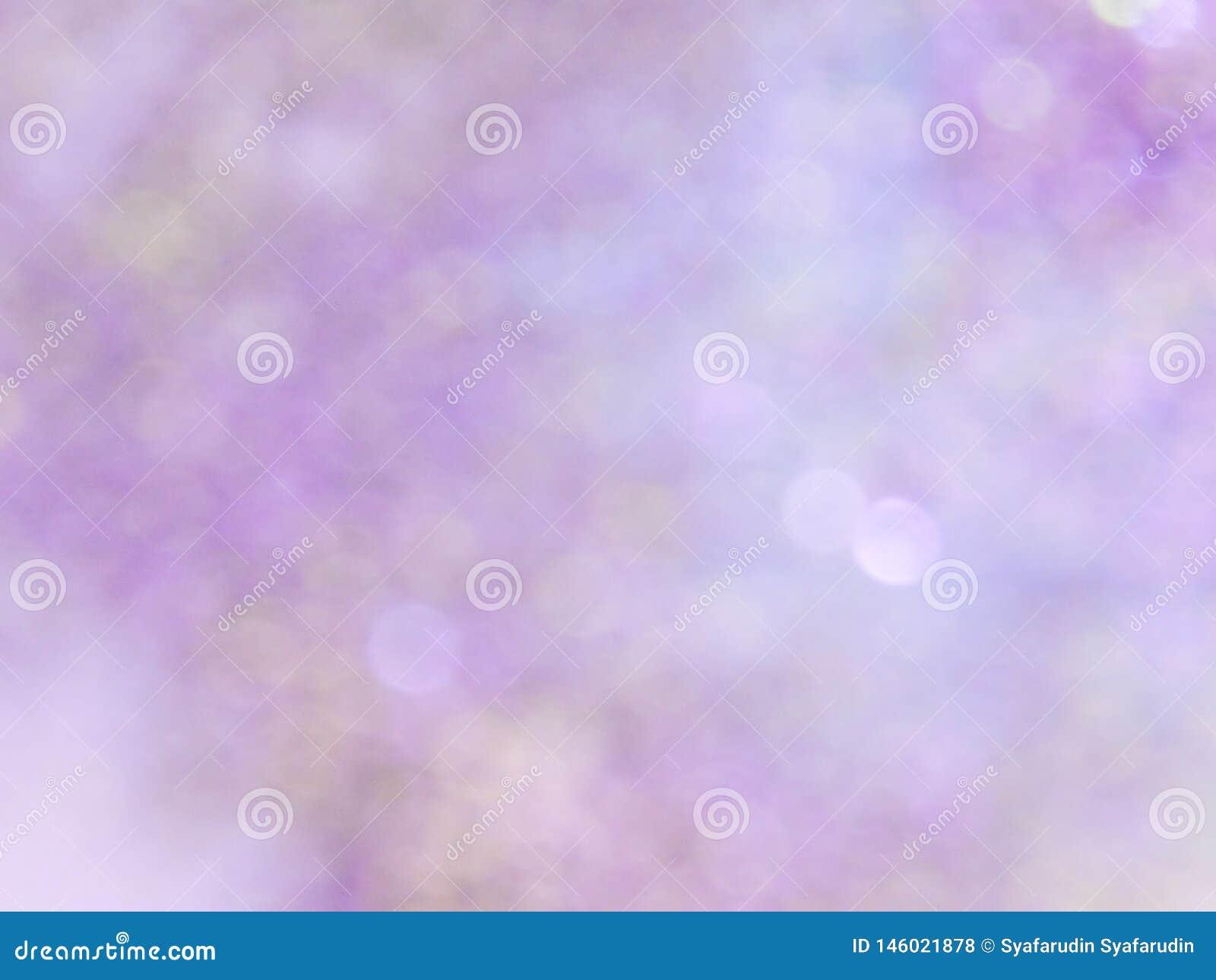 Guld- purpurf?rgad bakgrund och f?rgrik bokeheffekt