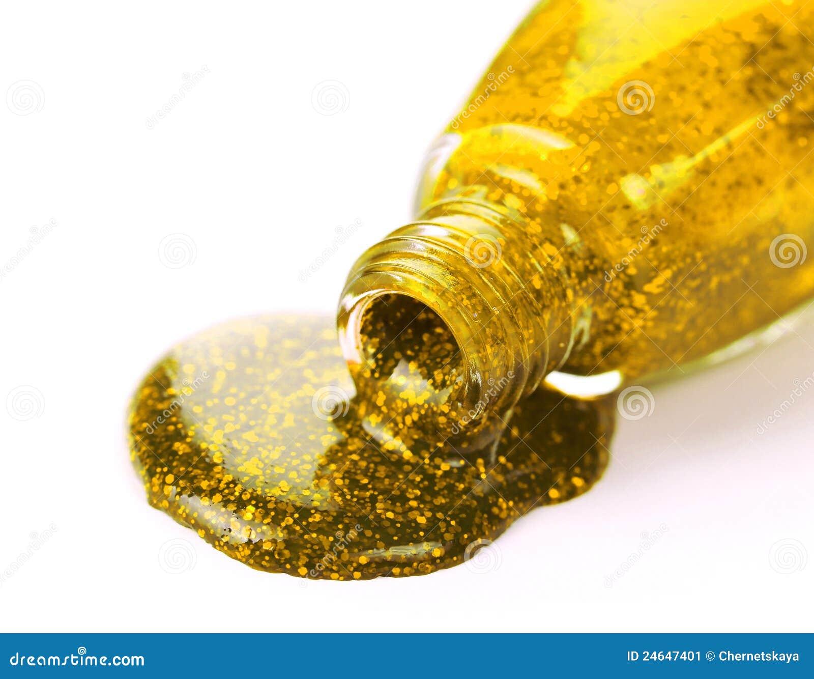 Guld- spika polermedel