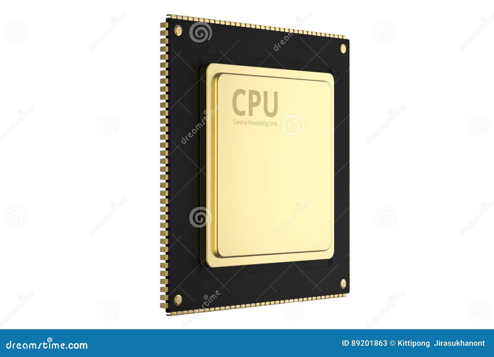GuldCPU-chip
