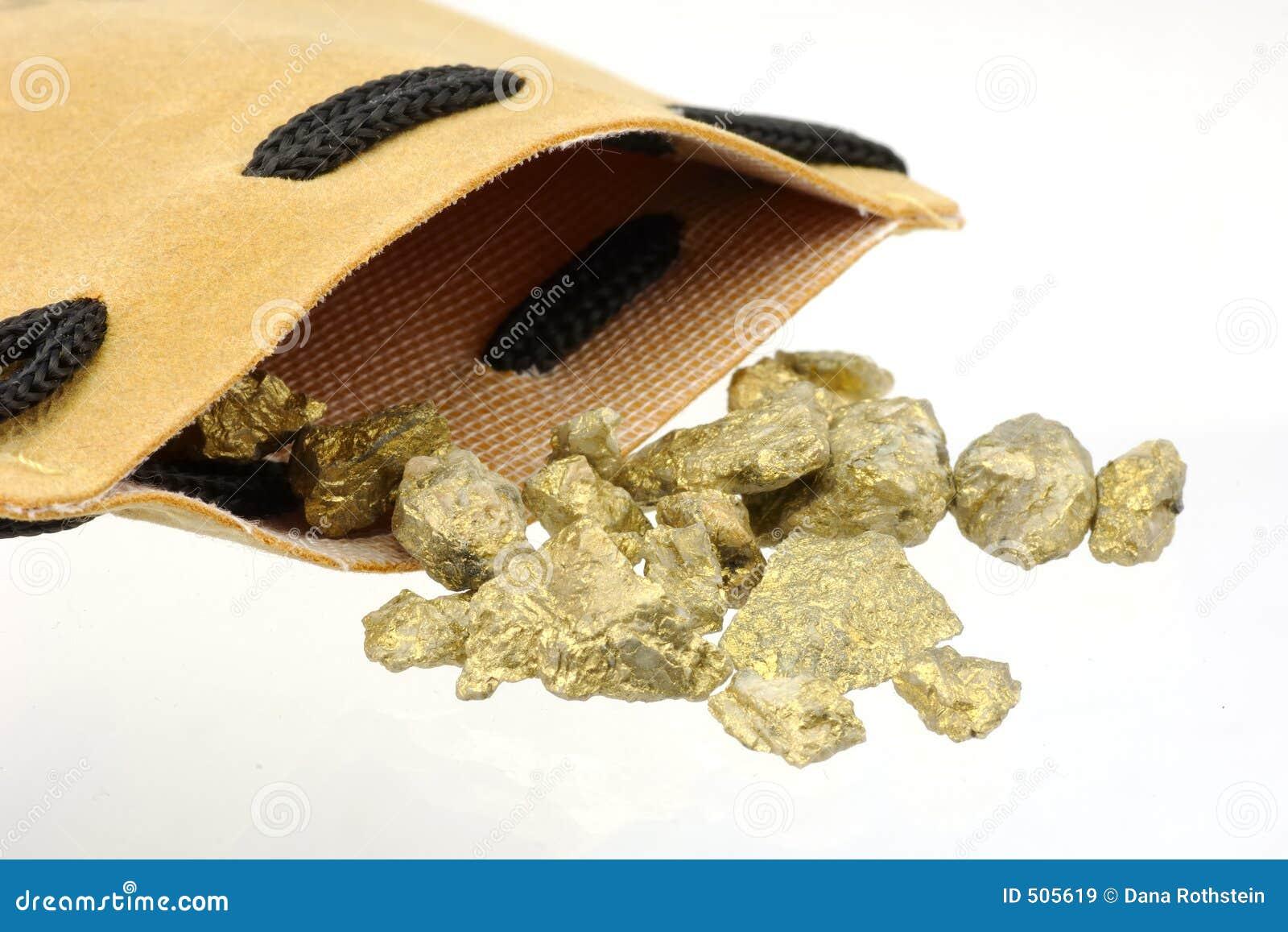 Guldklumpar