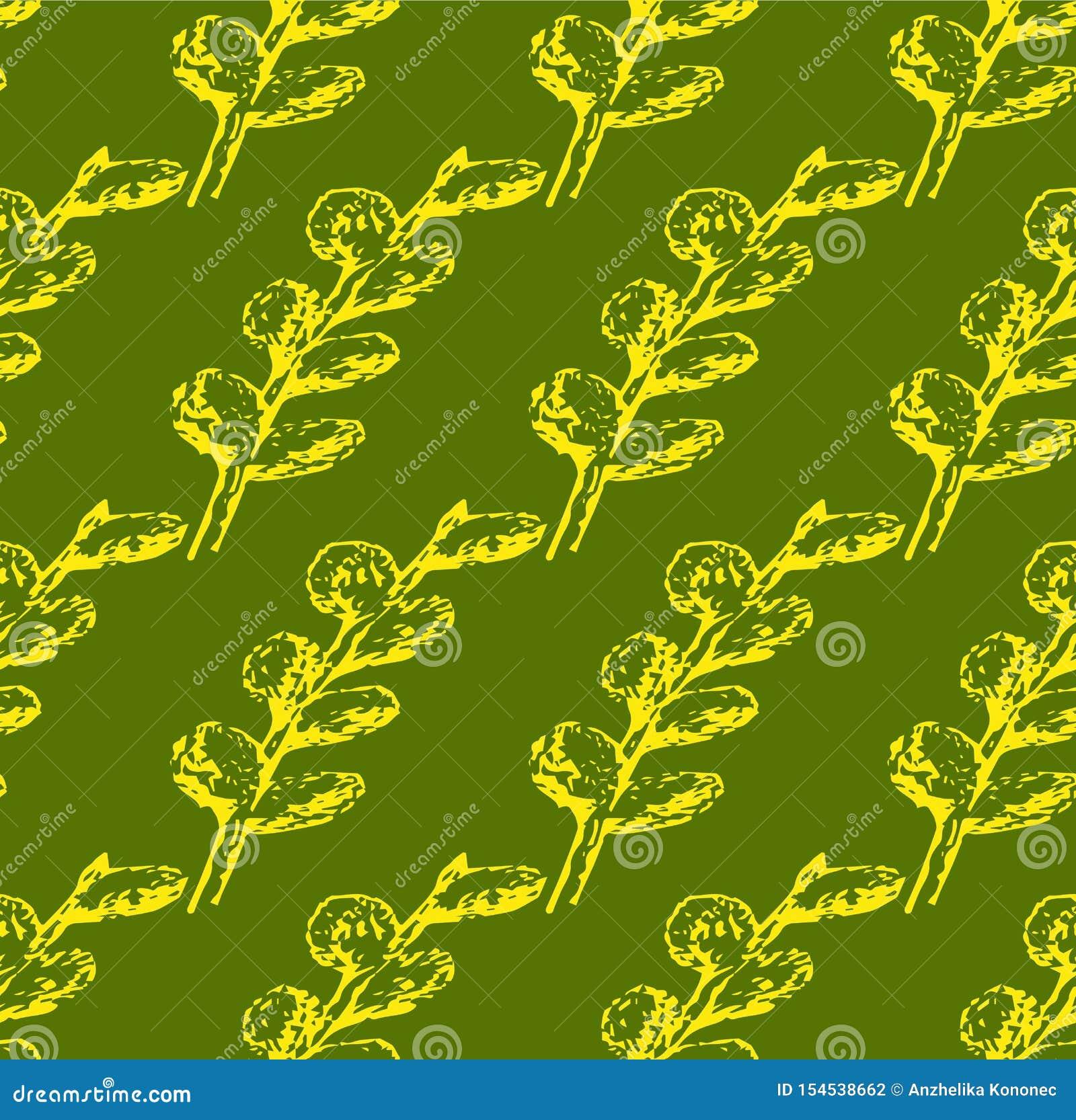 Guling för pilskyddsremsamodell på en grön bakgrund
