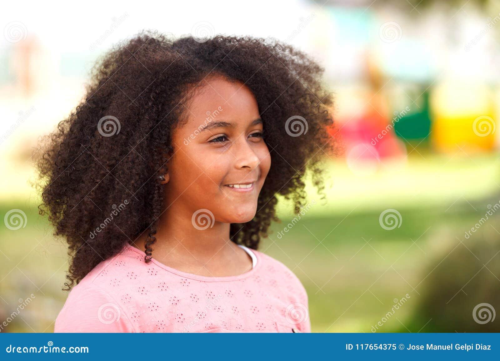 Afrikaner hår