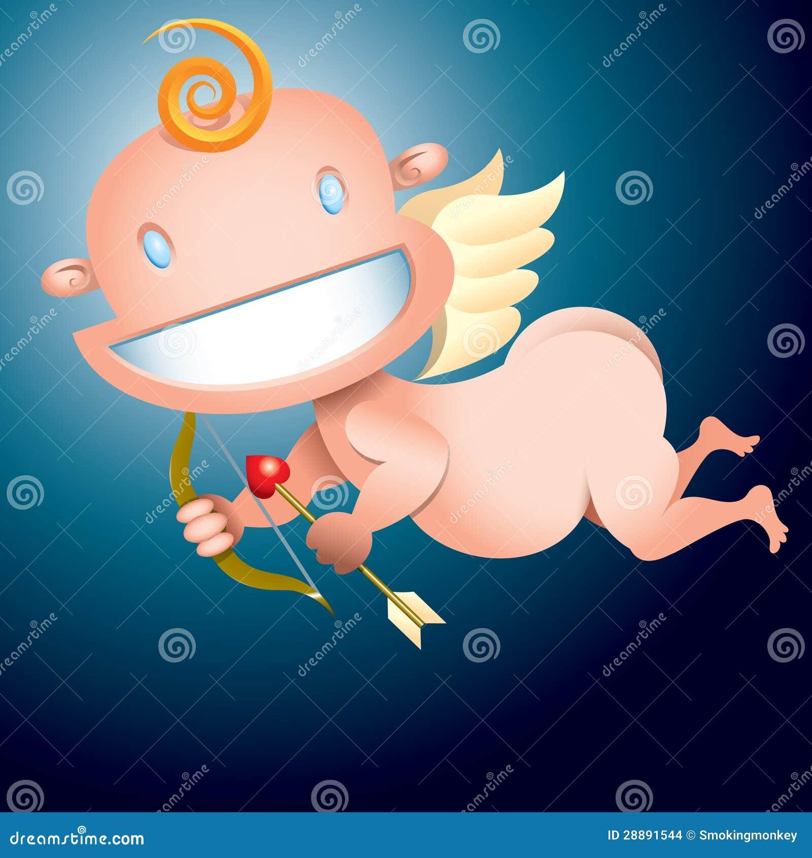 Gullig Cupid