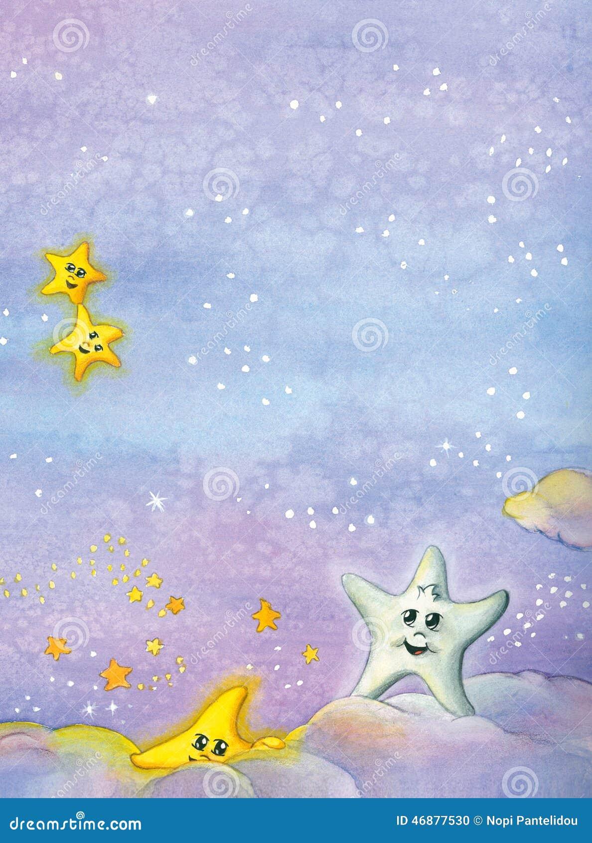 Gulliga julstjärnor