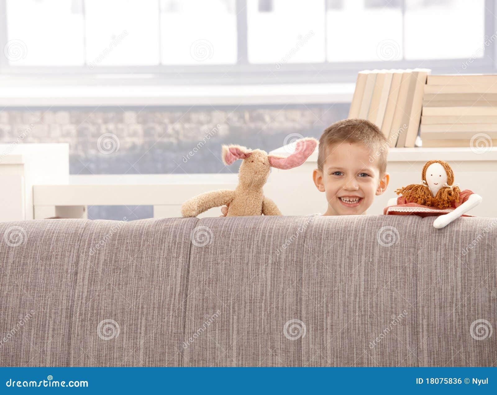Gulliga lilla toys för pojke
