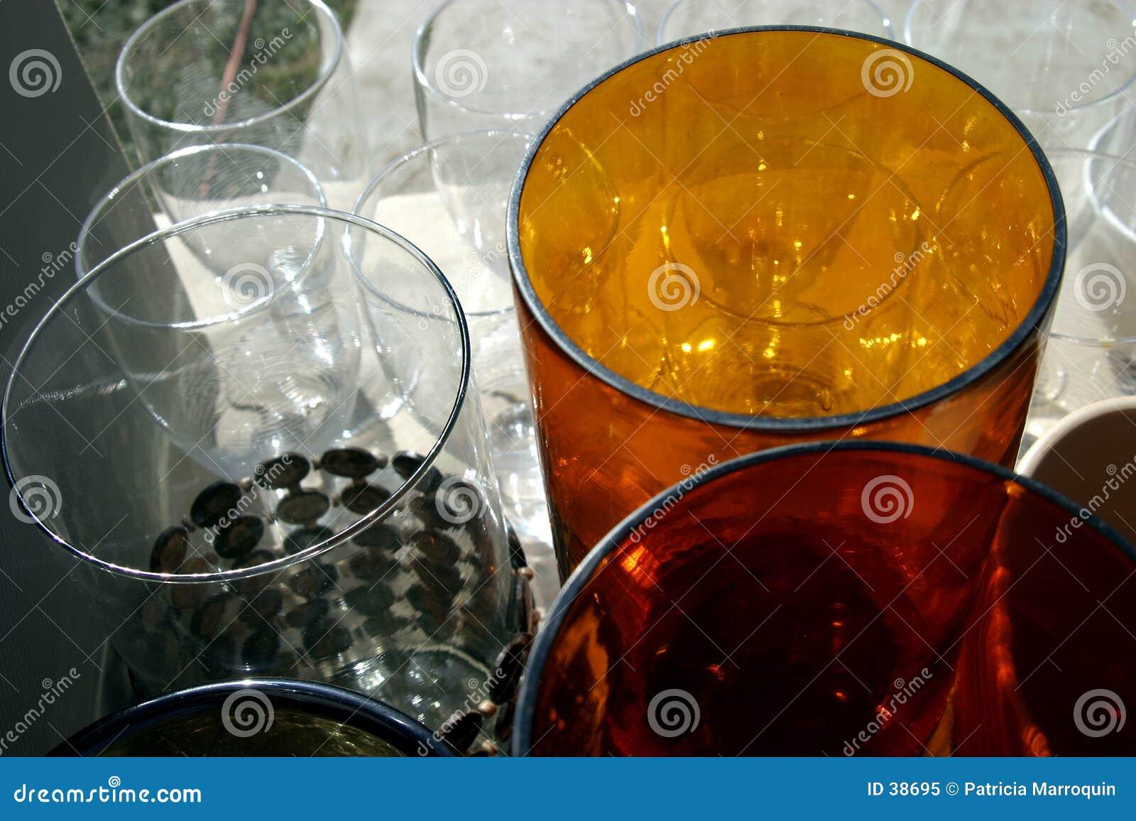 Gult exponeringsglas