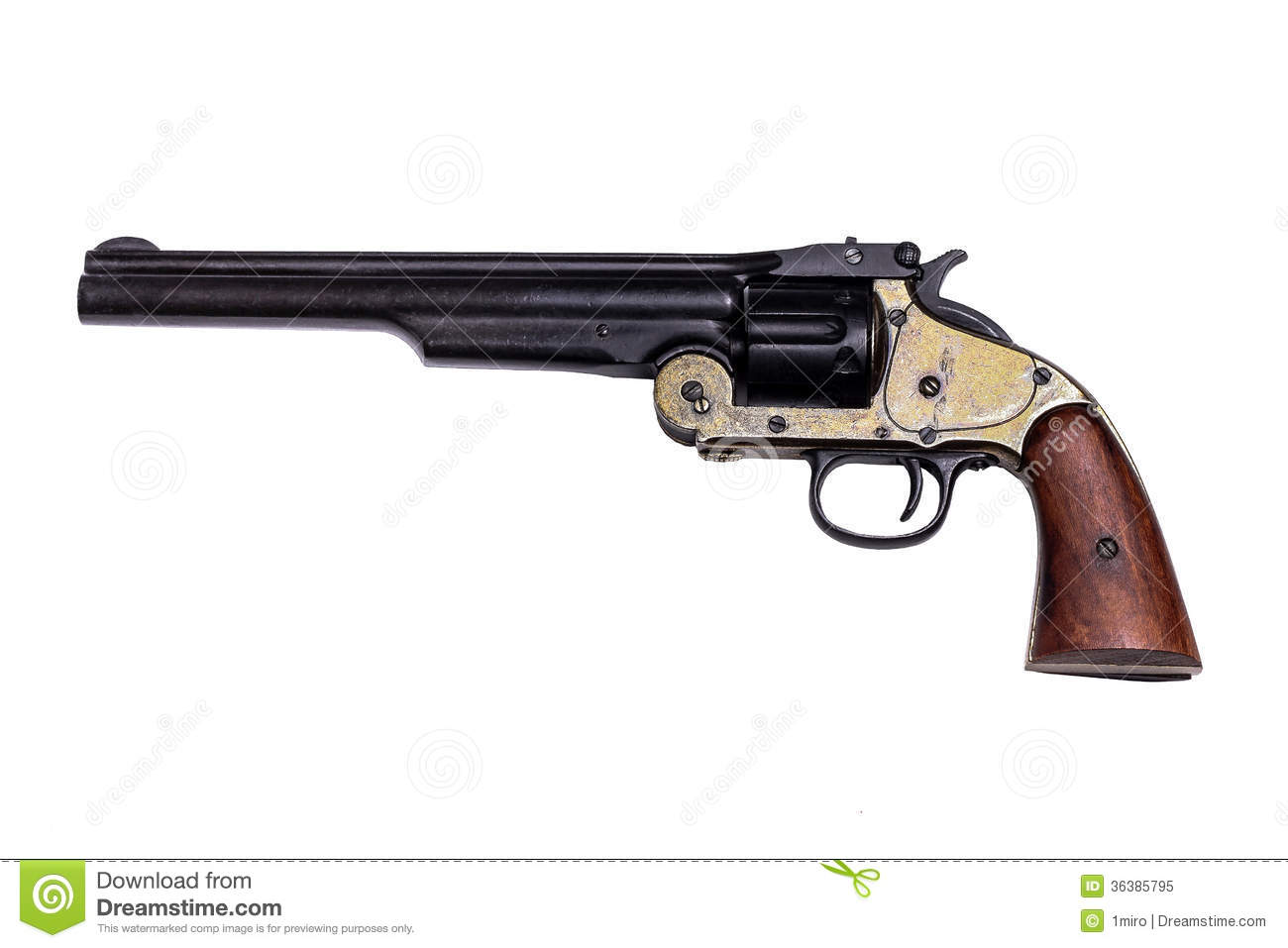 gun white background - photo #17
