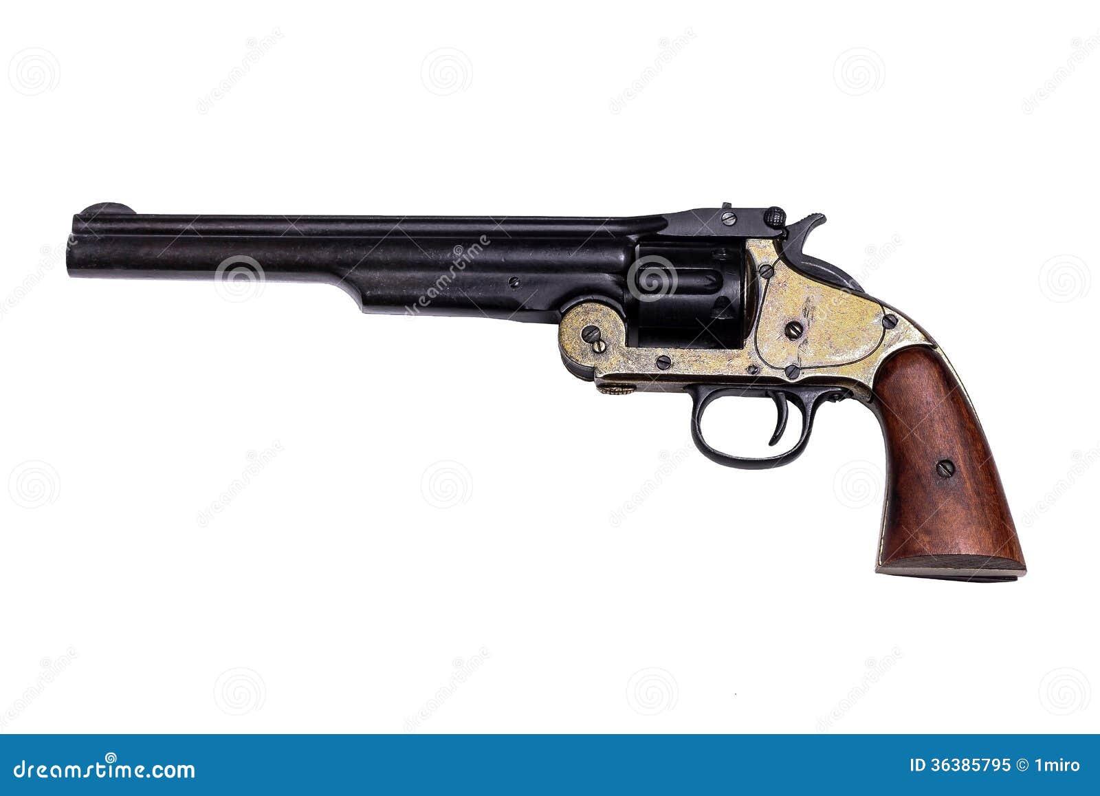 gun white background - photo #17