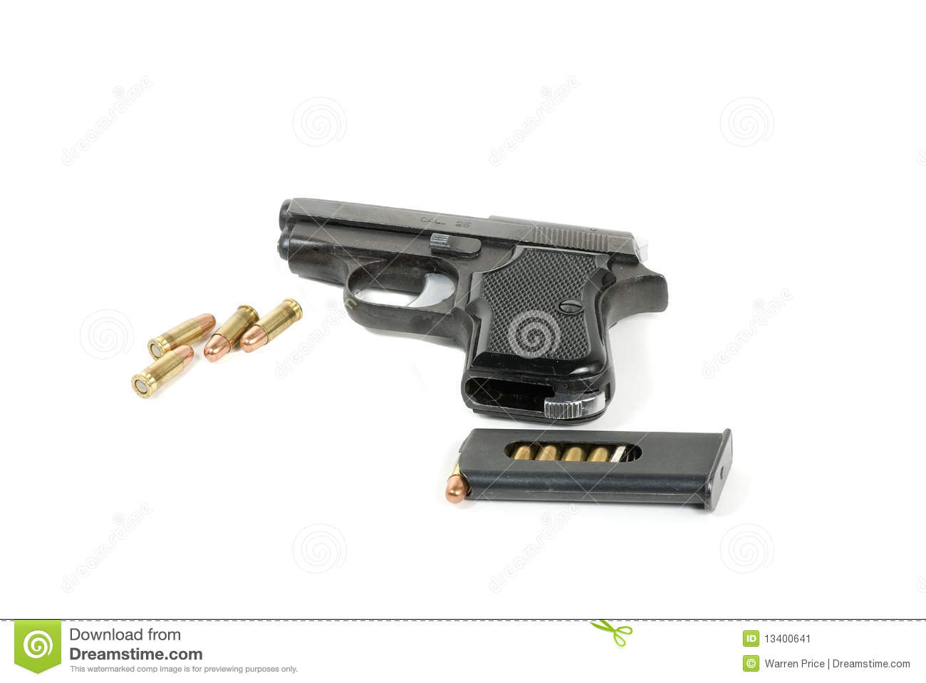 gun white background - photo #43