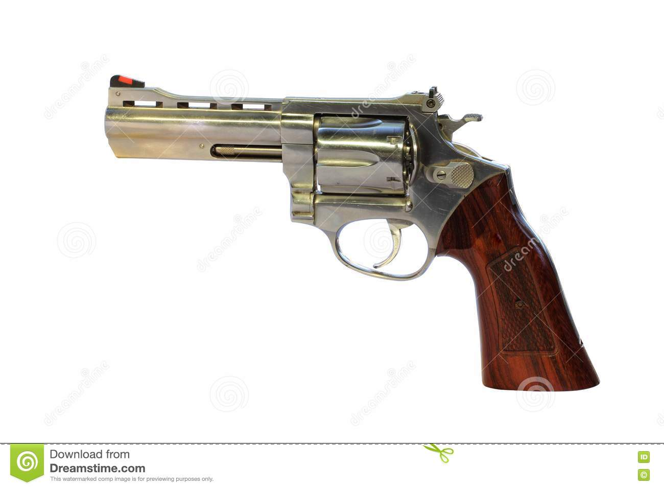 gun white background - photo #2