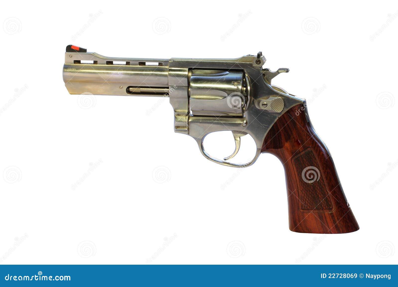 gun white background - photo #2